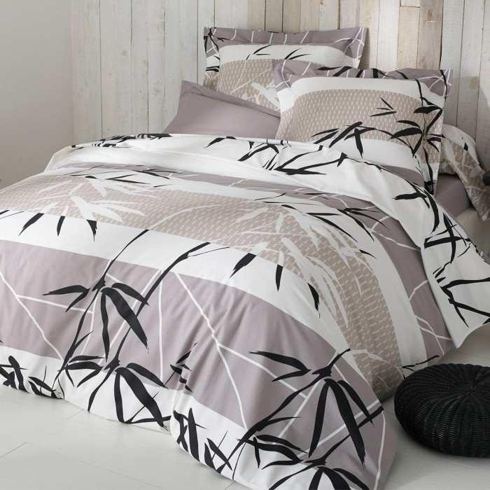 parure camargue soldes jusqu 39 55 linge de lit de. Black Bedroom Furniture Sets. Home Design Ideas