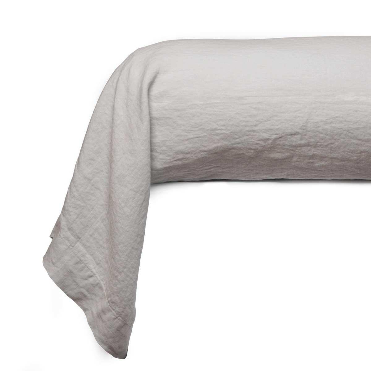Bolster Washed Cotton | Bed linen | Tradition des Vosges