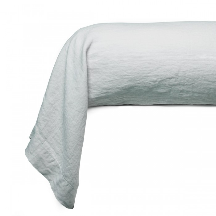 taie traversin uni coton lave tradition des vosges. Black Bedroom Furniture Sets. Home Design Ideas