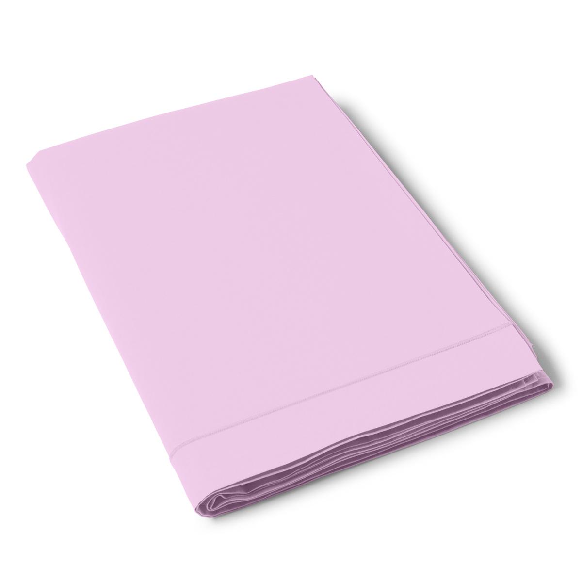 Plain flat sheet cotton   French Linen House   Tradition des Vosges