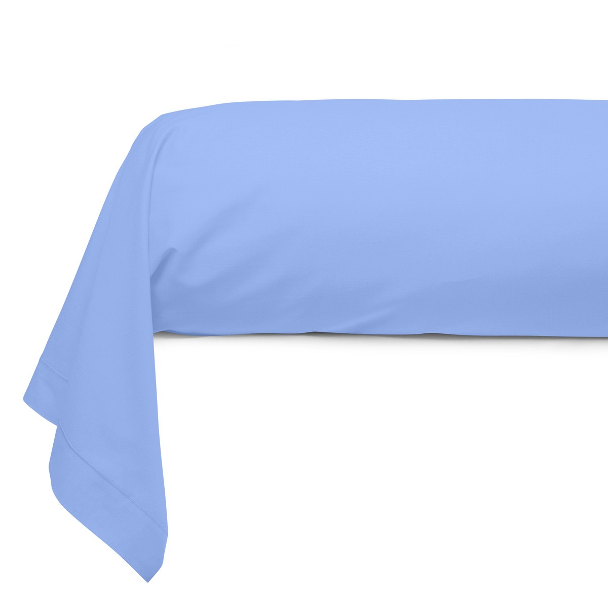 taie traversin unie coton linge des vosges tradition des vosges. Black Bedroom Furniture Sets. Home Design Ideas