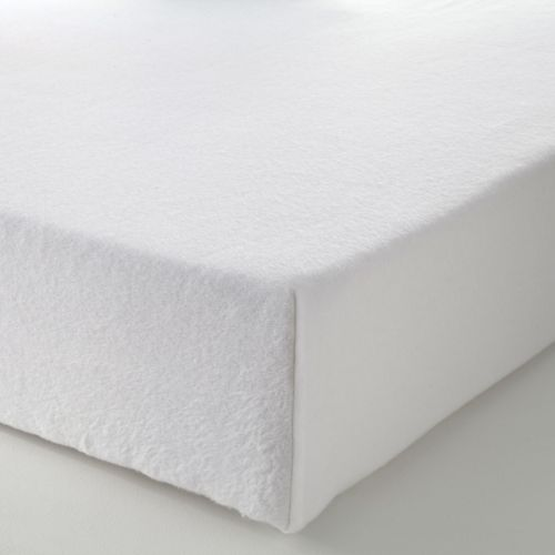 Fitted Sheet Solid Color Flannel