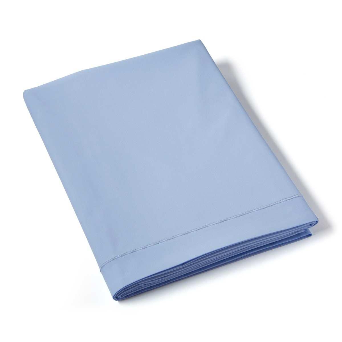 drap plat uni percale linge de lit de qualit tradition des vosges. Black Bedroom Furniture Sets. Home Design Ideas