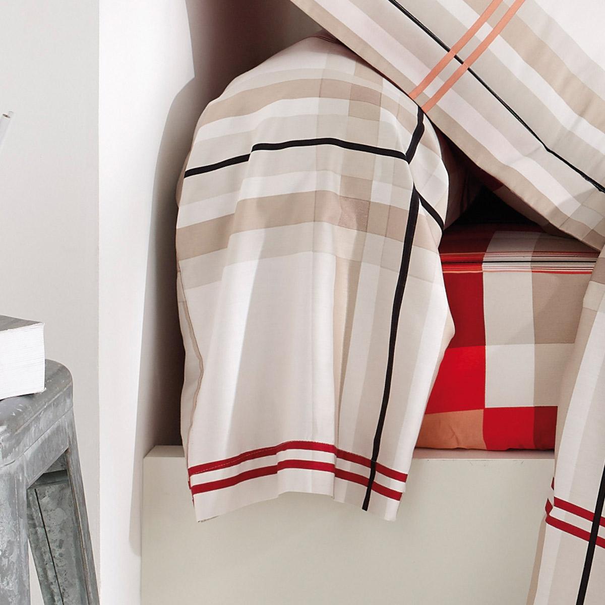 parure caroline soldes jusqu 39 55 linge de lit de qualit tradition des vosges. Black Bedroom Furniture Sets. Home Design Ideas