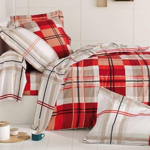 Parure Fantaisie Caroline | Bed linen | Tradition des Vosges