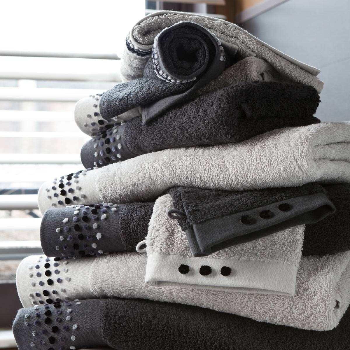 linge de maison serviette toilette volute tradition des vosges. Black Bedroom Furniture Sets. Home Design Ideas