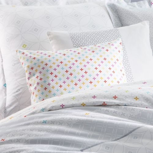 Cushion Cover Aster Multi | Bed linen | Tradition des Vosges