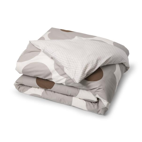 housse de couette oxalis coton 57 fils linge de lit de qualit tradition des vosges. Black Bedroom Furniture Sets. Home Design Ideas