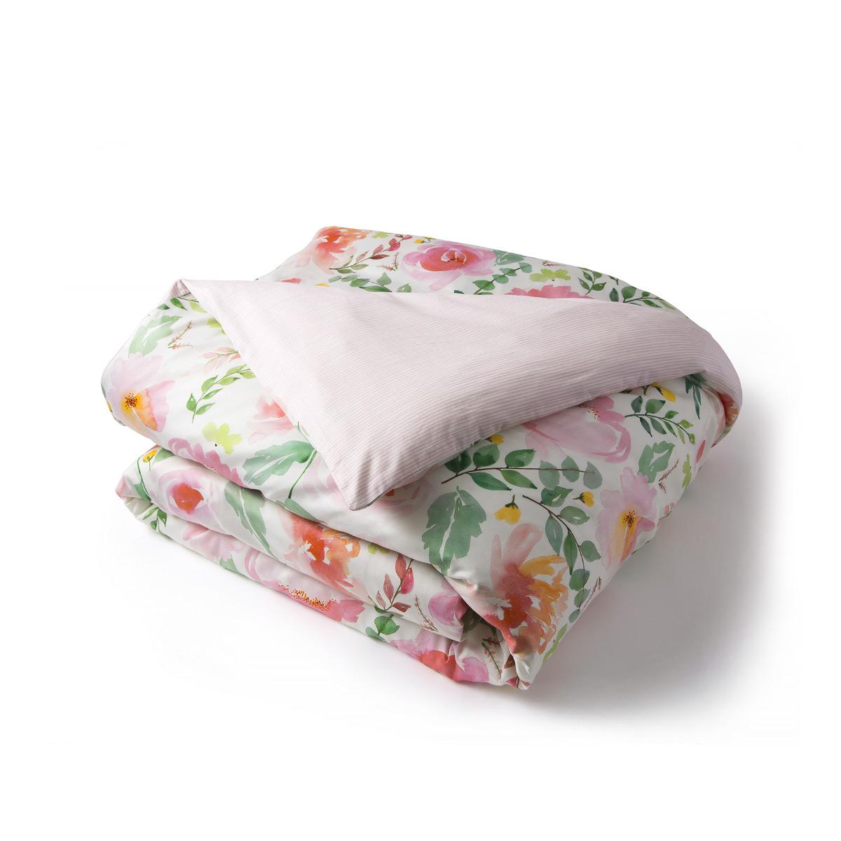 parure delicatesse soldes jusqu 39 55 linge de lit de qualit tradition des vosges. Black Bedroom Furniture Sets. Home Design Ideas