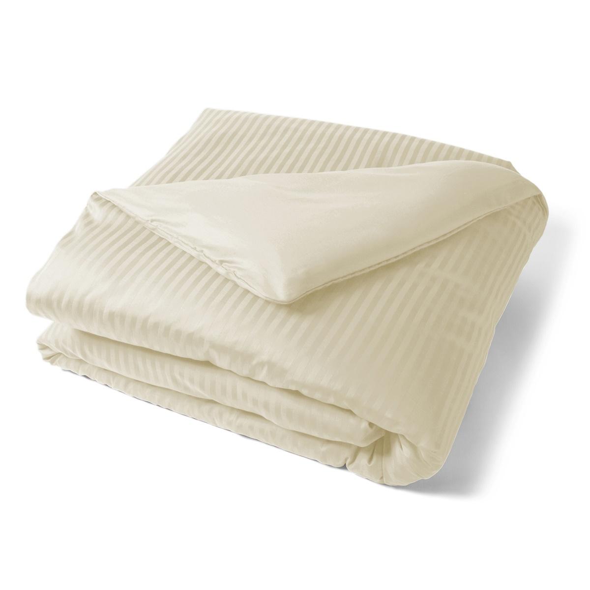 housse couette satin jour venise satin de coton tradition des vosges. Black Bedroom Furniture Sets. Home Design Ideas