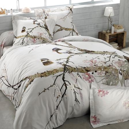 Parure Sakura | Linge de maison | Tradition des Vosges