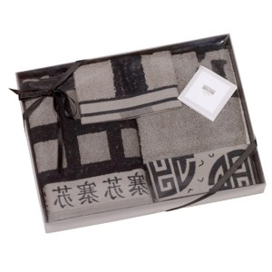 Chinese Style bath linen set
