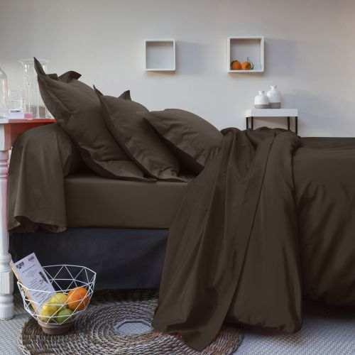 Percale bed linen set   Bed linen   Tradition des Vosges