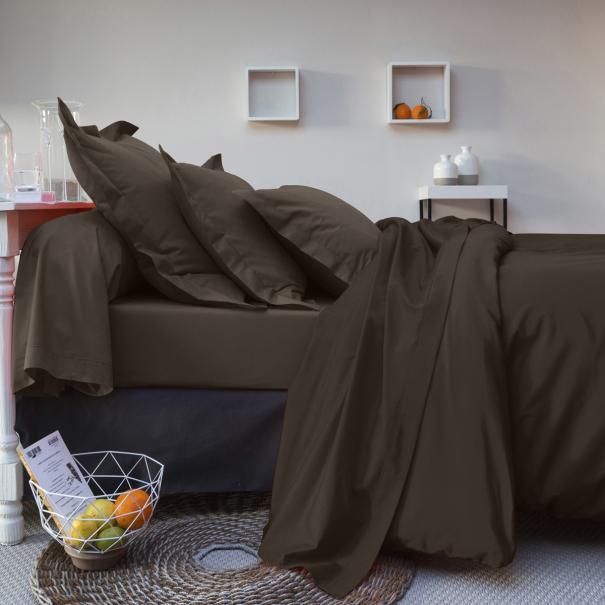 parure percale linge de lit d stockage tradition des vosges. Black Bedroom Furniture Sets. Home Design Ideas