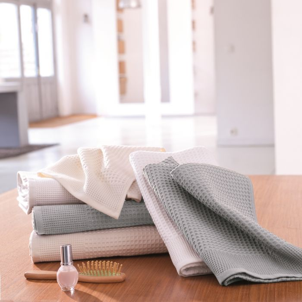 Towel Honeycomb | Linge de lit | Tradition des Vosges