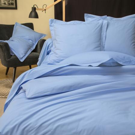Parure en Percale 80 fils | Linge de lit | Tradition des vosges