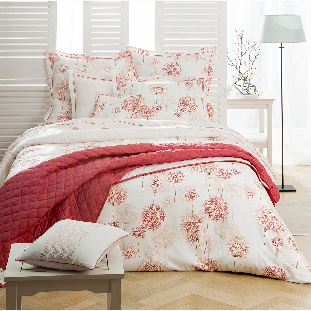 Parure evanescence soldes jusqu 39 55 linge de lit de - Housse de couette tradition des vosges ...