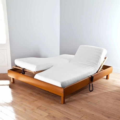 Waterproof Mattress Protector for Twin Bed | Linge de lit | Tradition des Vosges