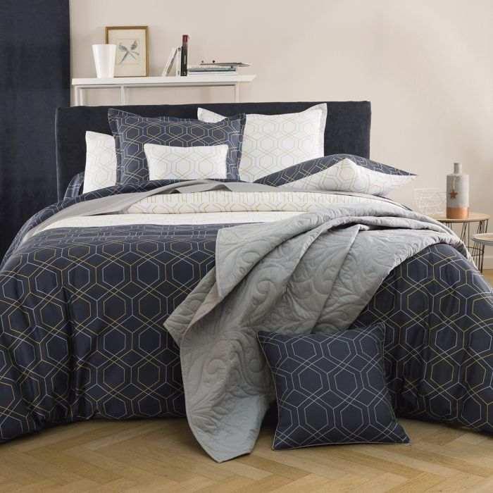 parure galata soldes jusqu 39 55 linge de lit de qualit tradition des vosges. Black Bedroom Furniture Sets. Home Design Ideas