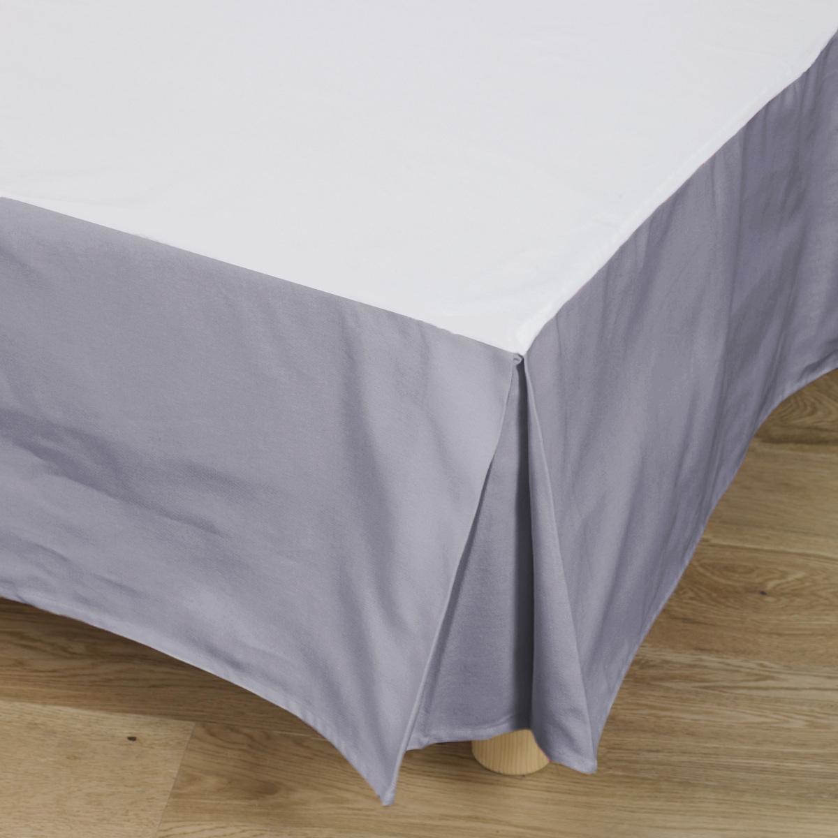cache sommier plateau cache sommier 100 coton tradition des vosges. Black Bedroom Furniture Sets. Home Design Ideas