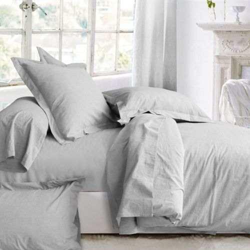 Washed cotton bed linen set | Bed linen | Tradition des Vosges