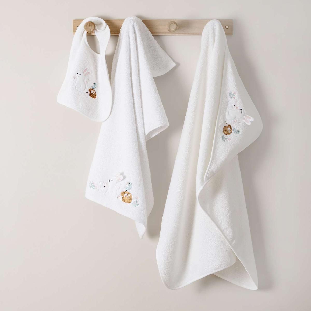 Set Lapinou | Bed linen | Tradition des Vosges