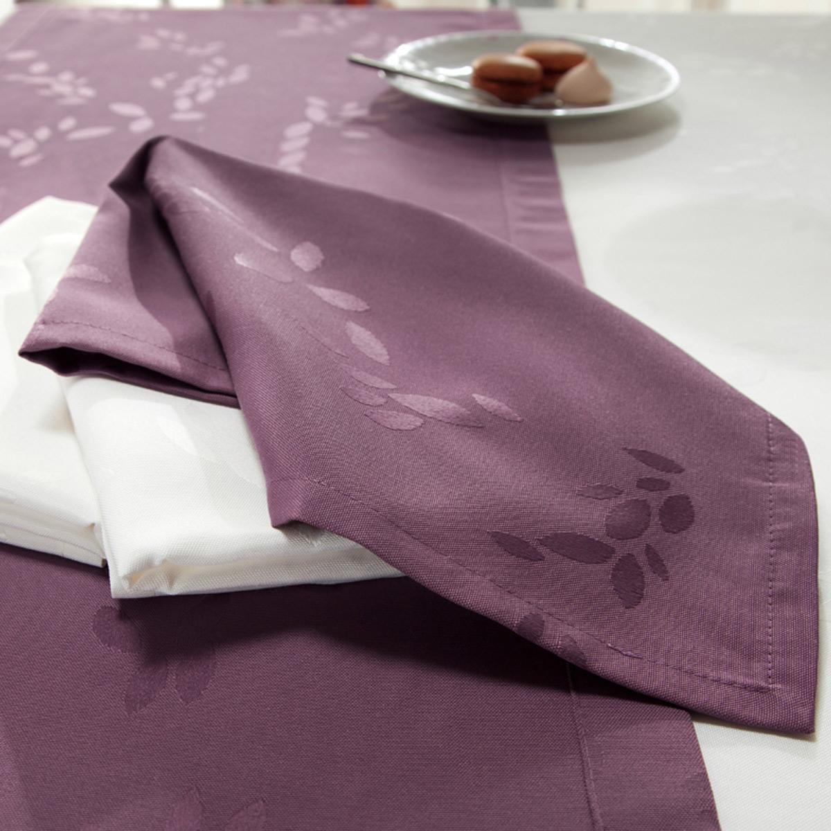 serviette table daisy serviettes de table pas cher tradition des vosges. Black Bedroom Furniture Sets. Home Design Ideas