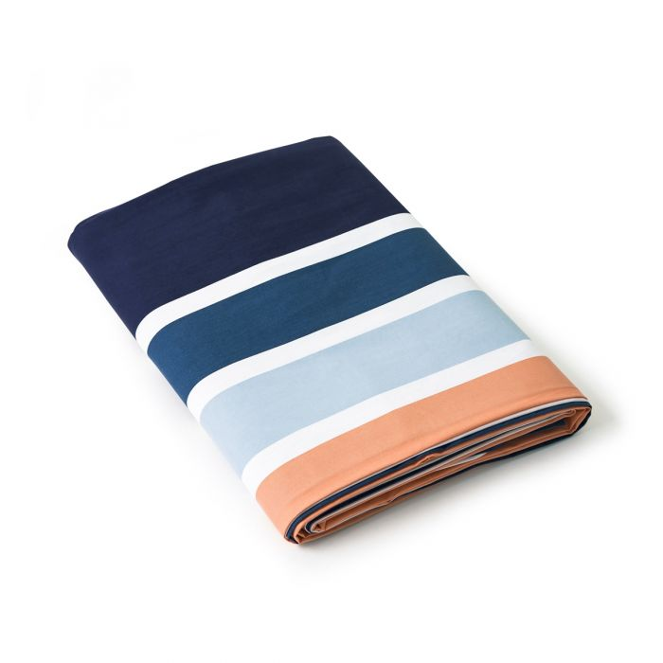 Flat Sheet Stripes | Bed linen | Tradition des Vosges