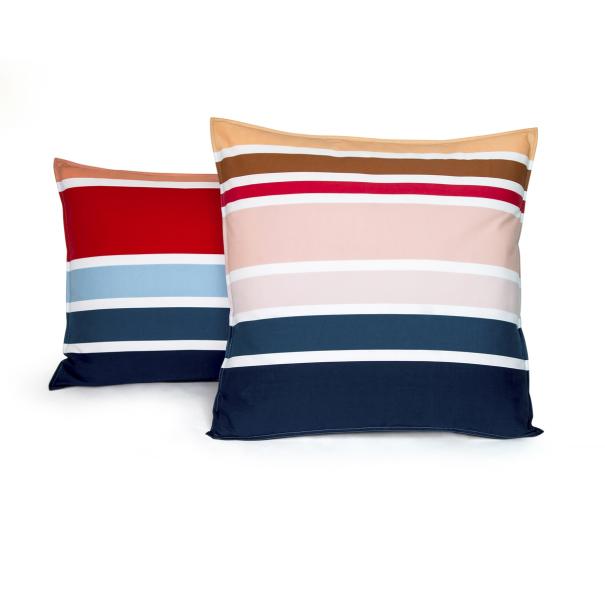 Pillowcase Stripes | Bed linen | Tradition des Vosges