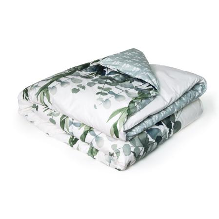 Housse Couette Eucalyptus percale de coton | Linge de lit | Tradition des Vosges