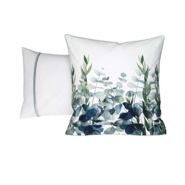 Pillowcases Eucalyptus | Bed linen | Tradition des Vosges