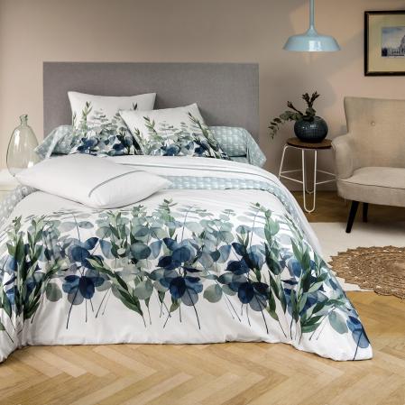 Parure Eucalyptus | Bed linen | Tradition des Vosges