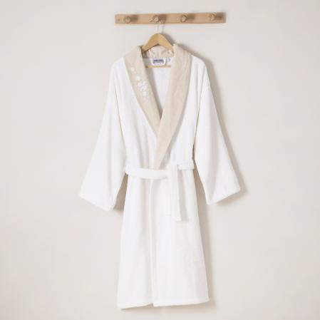 Peignoir Bucolique | Linge de bain femme | Peignoir femme | Tradition des Vosges