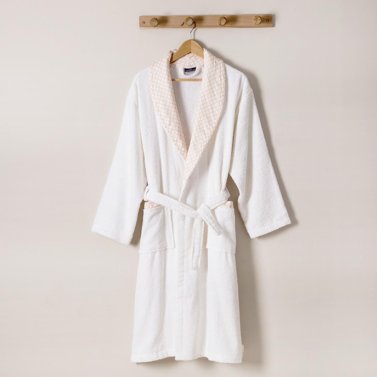 Peignoir Evanescence | Linge de bain femme | Peignoir femme | Tradition des Vosges