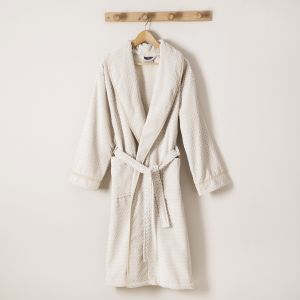 Bathrobe Cocoon