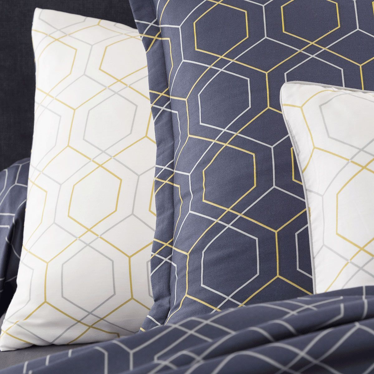 Cushion case Galata | Bed linen | Tradition des Vosges