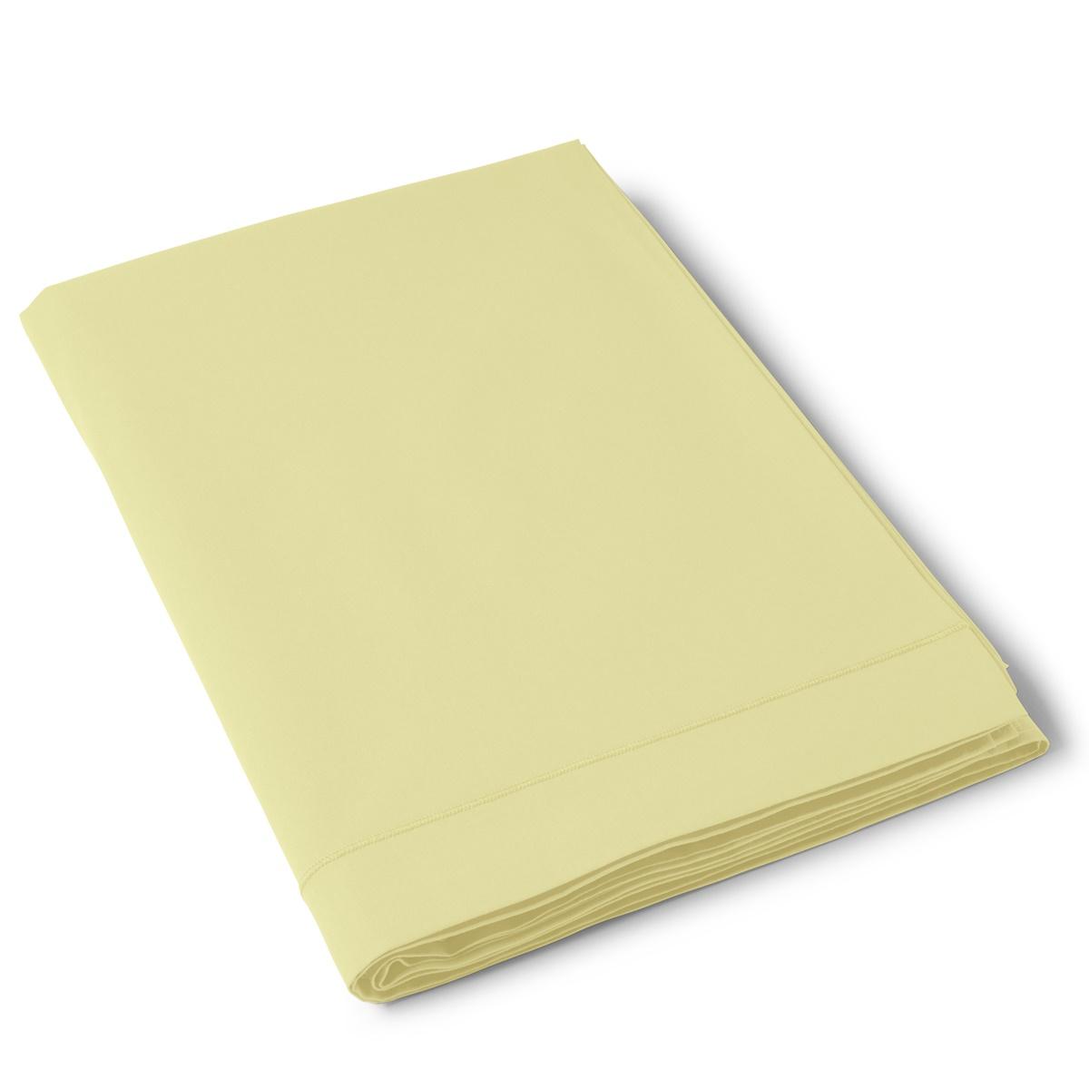 Drap plat en coton soldes jusqu 39 55 linge de maison - Drap en coton ...