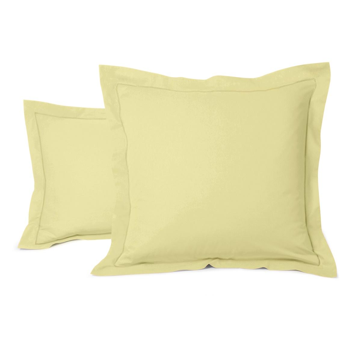 Cotton Pillow Cases ivory | Bed linen | Tradition des Vosges