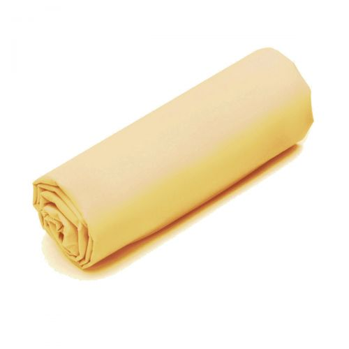 Double Coton Fitted-Sheet yellow | Bed linen | Tradition des Vosges