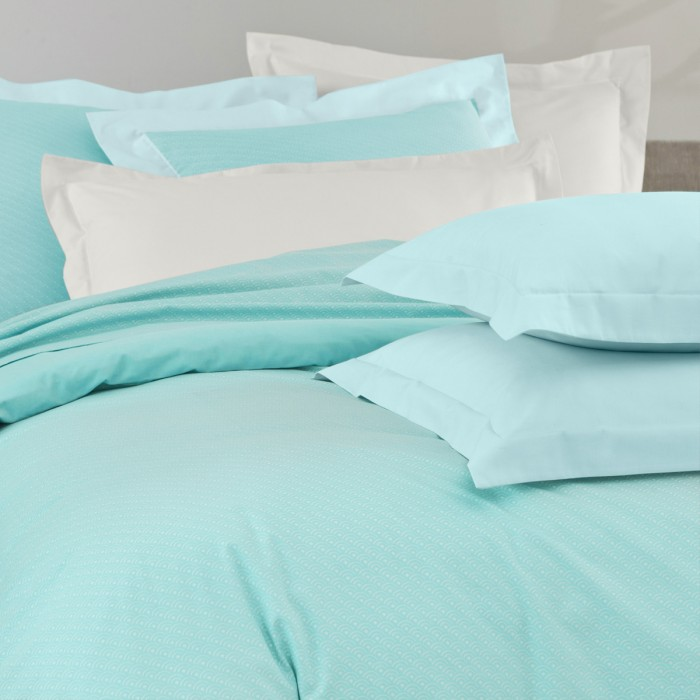Pillowcase Dream Blue | Bed linen | Tradition des Vosges