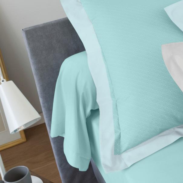 Bolster Dream Blue   Bed linen   Tradition des Vosges