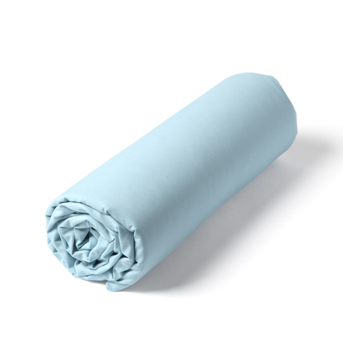 Percale Fitted Sheet turquoise | Bed linen | Tradition des Vosges