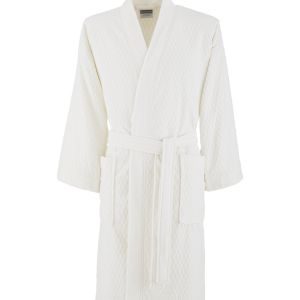 Bathrobe Empereur Color Ivory