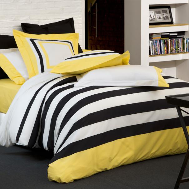 Duvet Cover Bed Set Eclipse | Bed linen | Tradition des Vosges