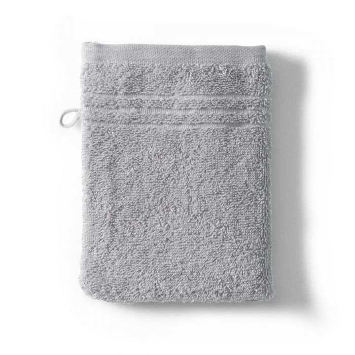 Gant Toilette Sdb Coton 550gr Eponge Coton 550g/m2 blue | Bed linen | Tradition des Vosges