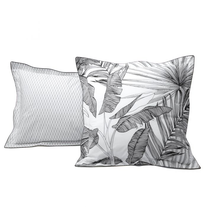 Pillowcase Tropical | Bed linen | Tradition des Vosges