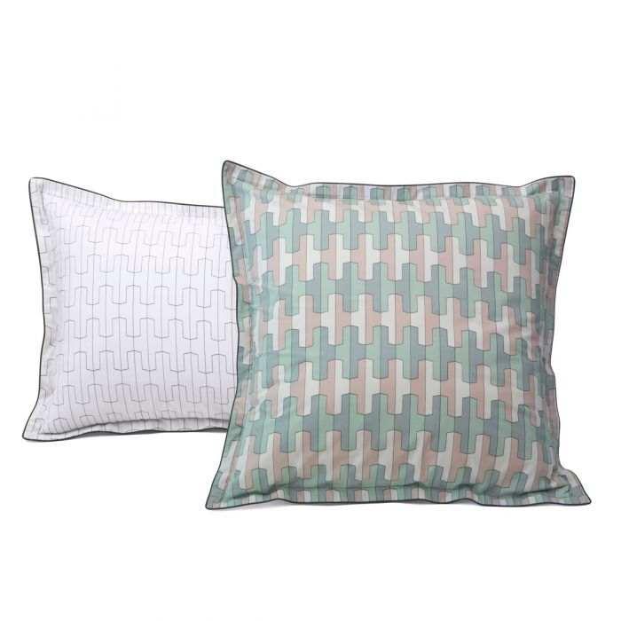 Taie d'oreiller Origami | Linge de lit | Tradition des Vosges