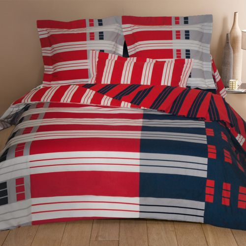 Flat Sheet Bed Set Elvis | Linge de lit | Tradition des Vosges