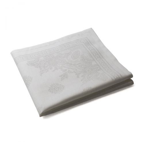 Serviette Table Florence - Blanc