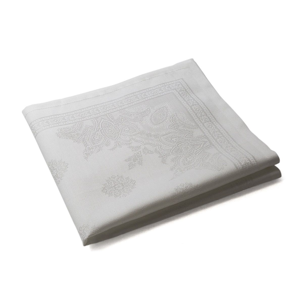 Towel table Florence white | Table Cloth | Tradition des Vosges